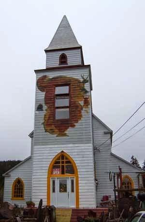 Old Church Antique Shop | church | 2 Anglican Church Road, Portugal Cove, NL A1N 2J4, Canada | 7098950443 OR +1 709-895-0443