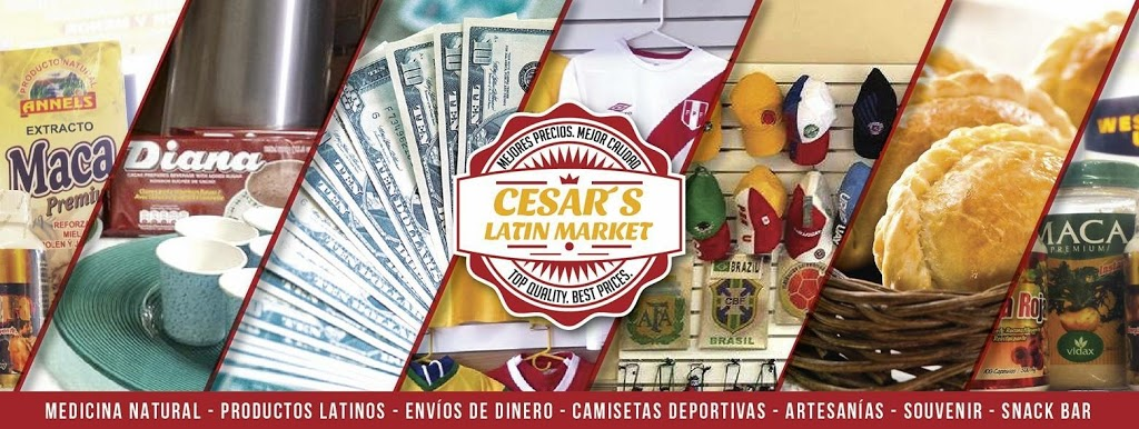 Cesars Latin Market   store   2515 Finch Ave W, North York, ON M9M 2G1, Canada   4169164796 OR +1 416-916-4796
