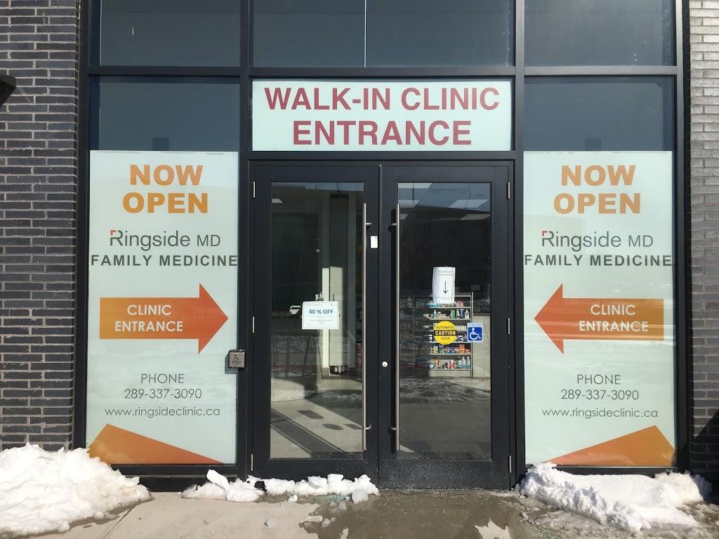 Ringside Clinic | health | 5220 Dundas St, Burlington, ON L7L 0J4, Canada | 2893373090 OR +1 289-337-3090