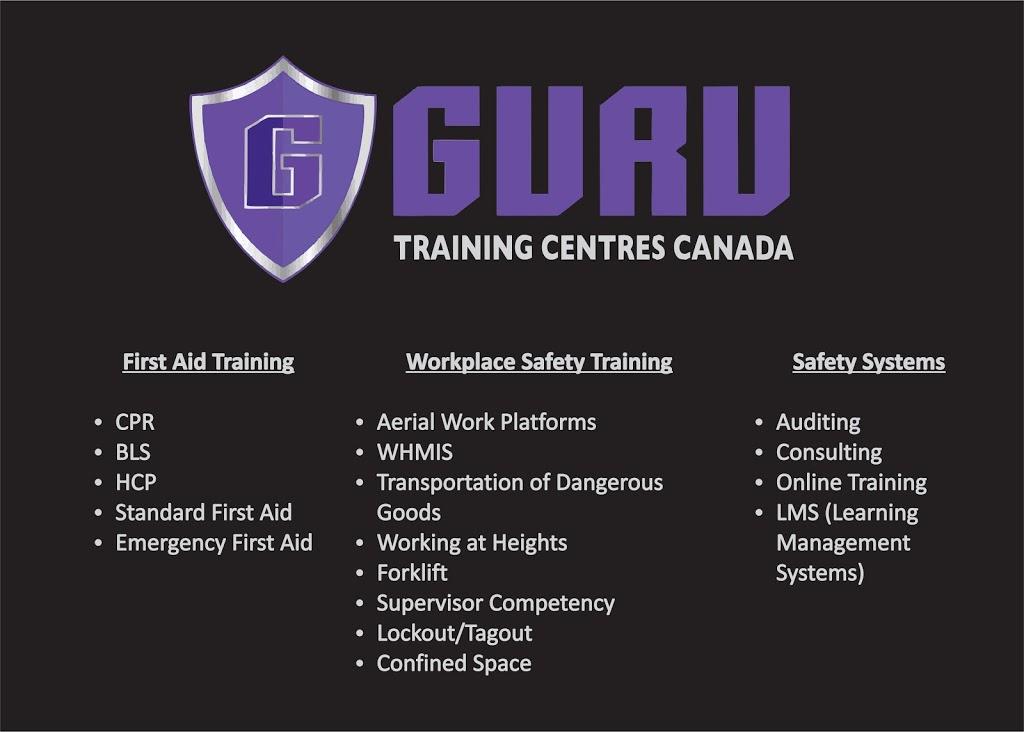GURU TRAINING CENTRES   health   122 Charing Cross St Unit #4, Brantford, ON N3R 2J1, Canada   5199160878 OR +1 519-916-0878