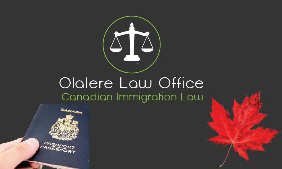 Olalere Law Office - Immigration Lawyers | lawyer | 508 Gladstone Ave suite 206, Ottawa, ON K1R 5P1, Canada | 6137997572 OR +1 613-799-7572