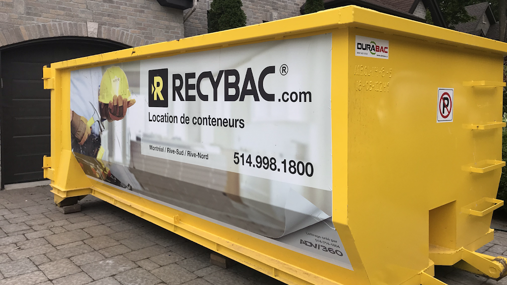 Location De Conteneurs Recybac Longueuil / Rive-Sud | point of interest | 5330 Rue Ramsay, Saint-Hubert, QC J3Y 2S4, Canada | 5146662668 OR +1 514-666-2668