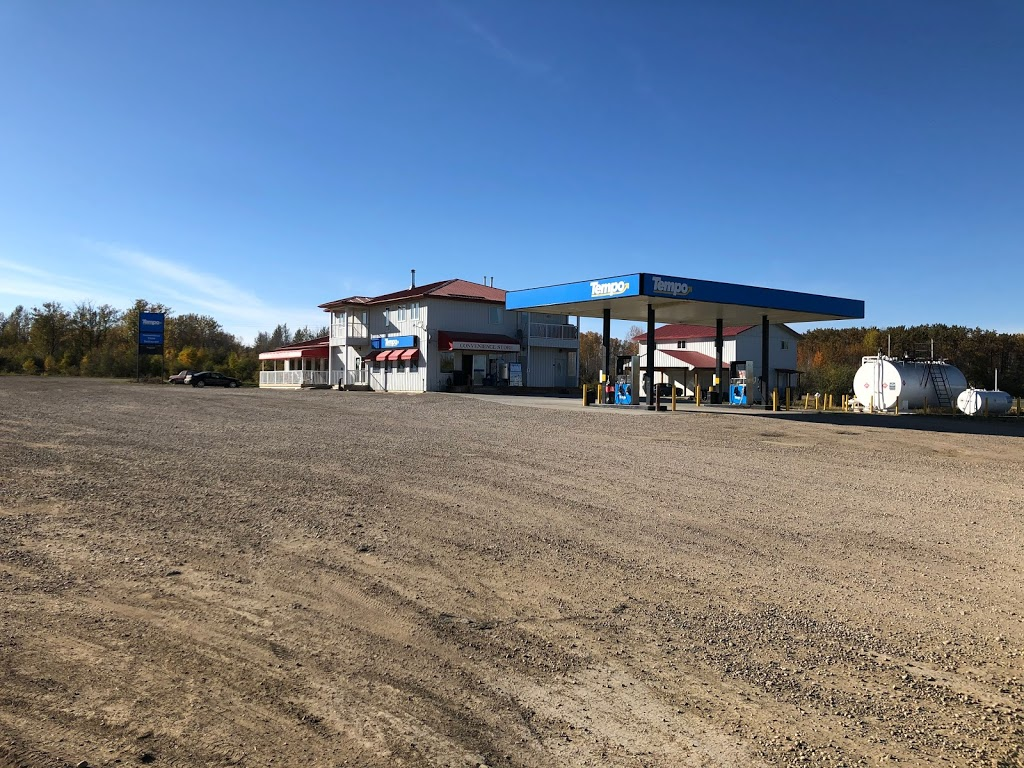 Tempo Gas Station   convenience store   Range Rd 41A, Alsike, AB T0C 0C0, Canada   7806962498 OR +1 780-696-2498
