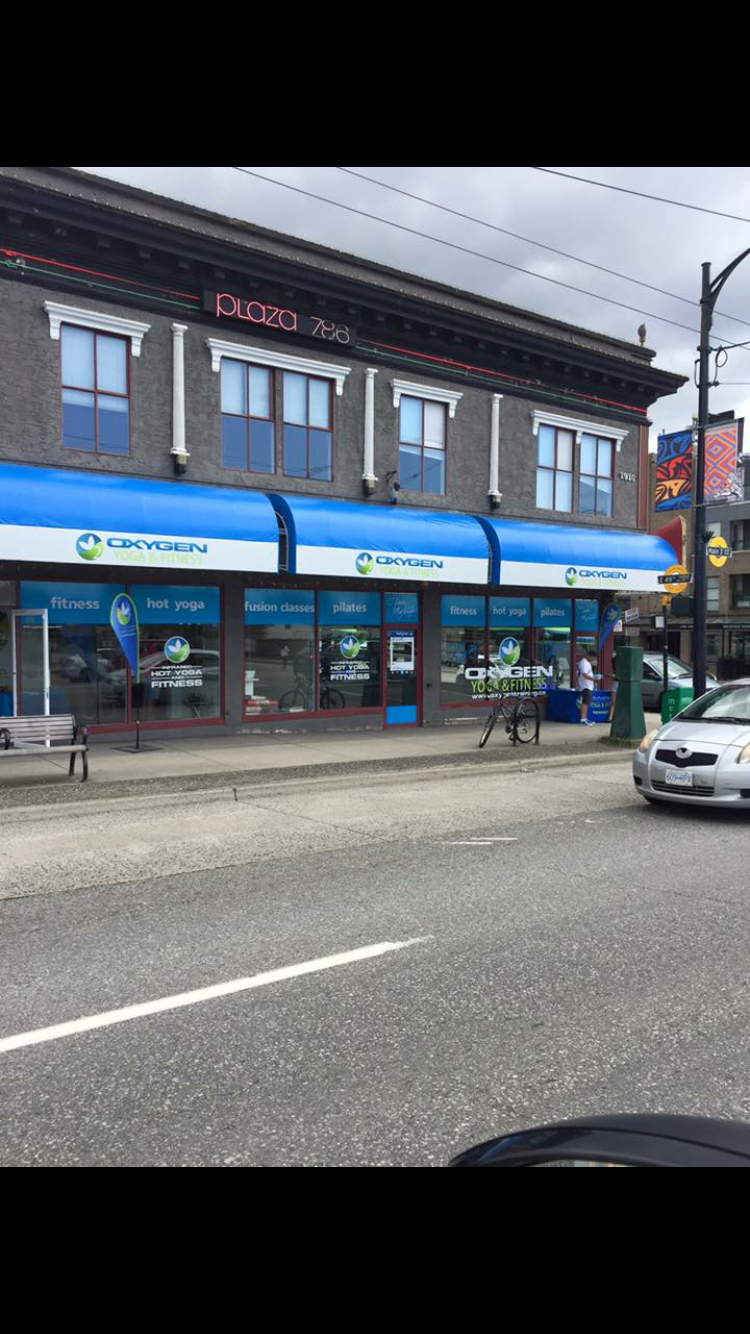 Oxygen Yoga and Fitness Sunset | gym | 6494 Main St, Vancouver, BC V5W 2V4, Canada | 6049029642 OR +1 604-902-9642