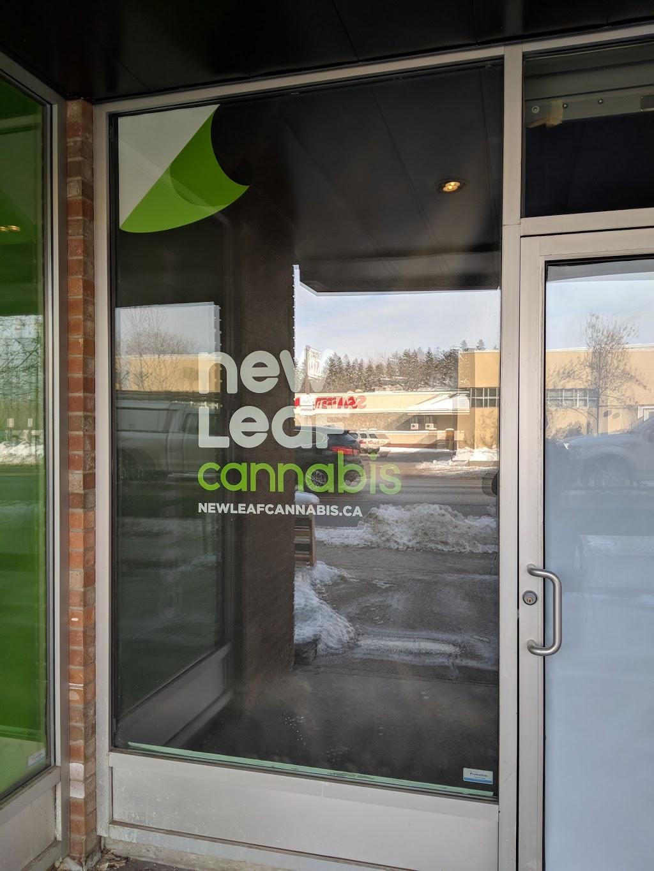 NewLeaf Cannabis | store | #21, 2500 4 St SW, Calgary, AB T2S 1X6, Canada | 5873924660 OR +1 587-392-4660
