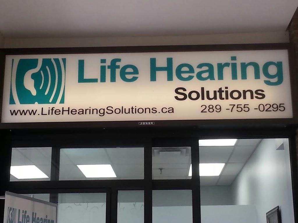 Life Hearing Solutions   health   640 Mohawk Rd W Unit 11, Hamilton, ON L9C 1X6, Canada   2897550295 OR +1 289-755-0295