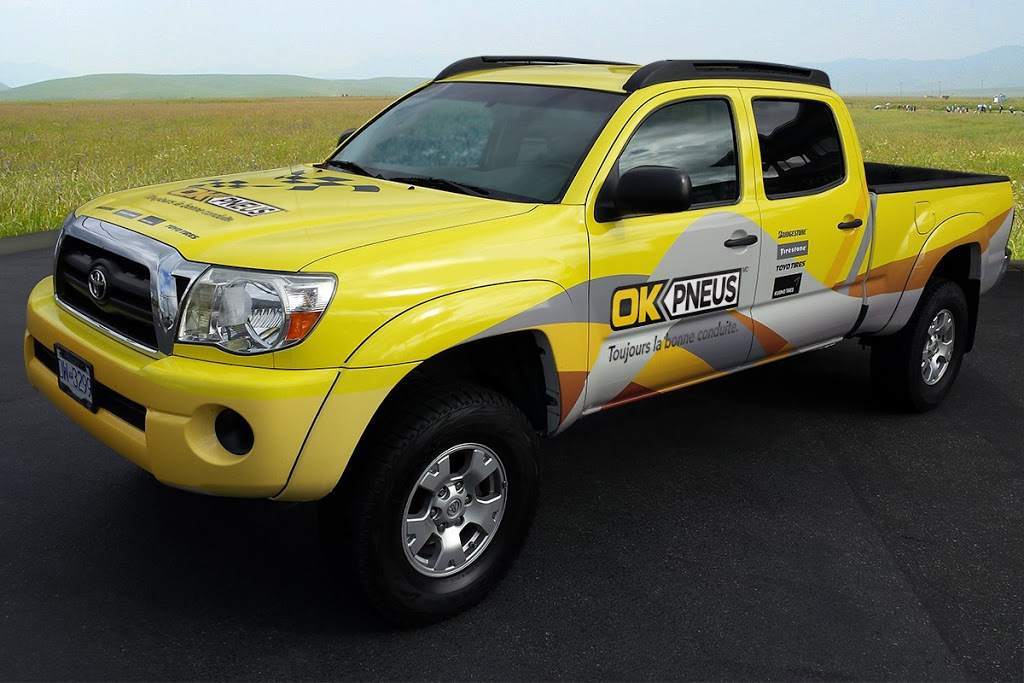 OK Pneus | car repair | 1330 Boulevard Mercure, Drummondville, QC J2B 3M2, Canada | 8194788117 OR +1 819-478-8117