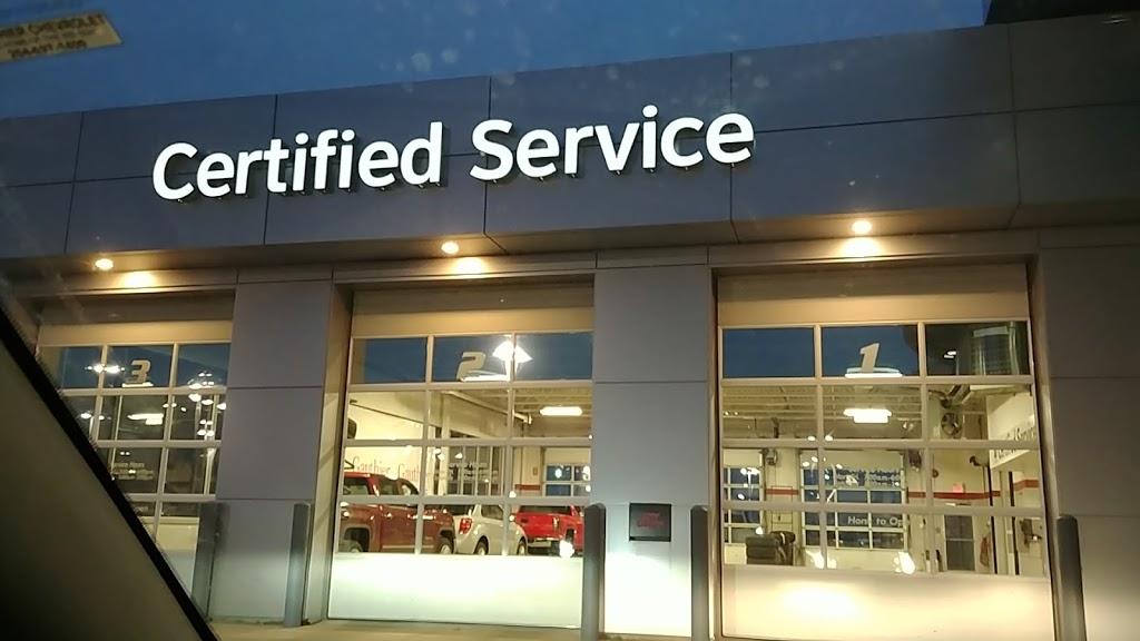 Gauthier Cadillac Buick GMC   car dealer   2400 McPhillips St, Winnipeg, MB R2V 4J6, Canada   2046338833 OR +1 204-633-8833