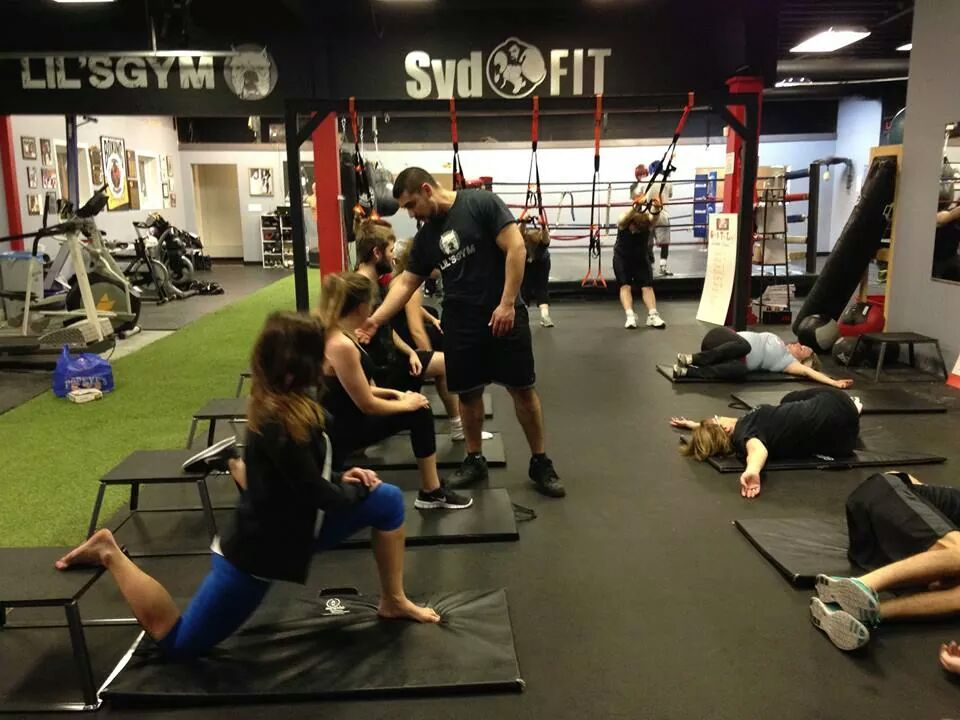 SydFIT   gym   1253 King St E, Kitchener, ON N2G 2N5, Canada   5195711269 OR +1 519-571-1269