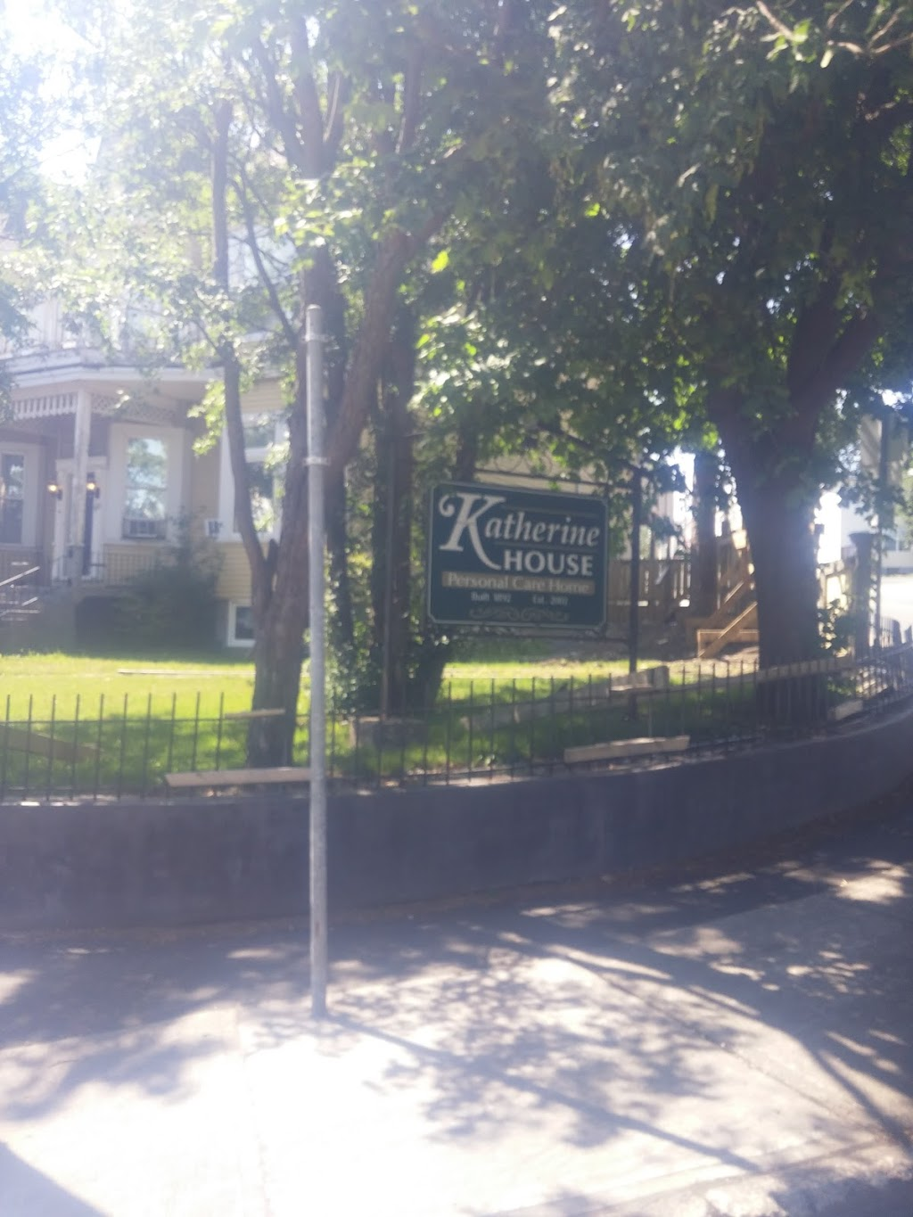 Katherine House | health | 90 Lemarchant Rd, St. Johns, NL A1C 2H1, Canada | 7097543864 OR +1 709-754-3864