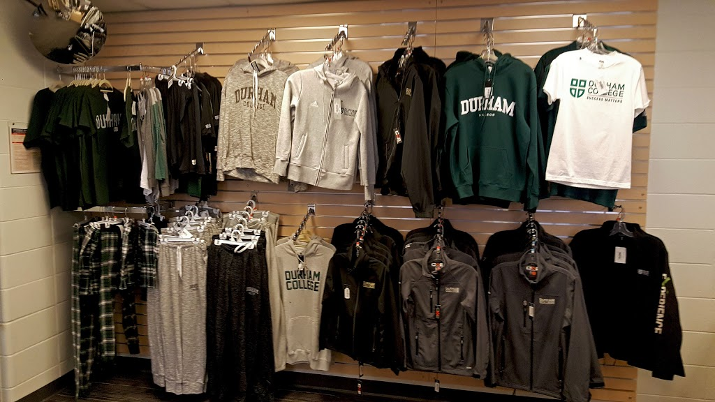 Durham College Whitby Campus Bookstore | book store | 1610 Champlain Ave rm.130, Whitby, ON L1N 9B2, Canada | 9057213306 OR +1 905-721-3306