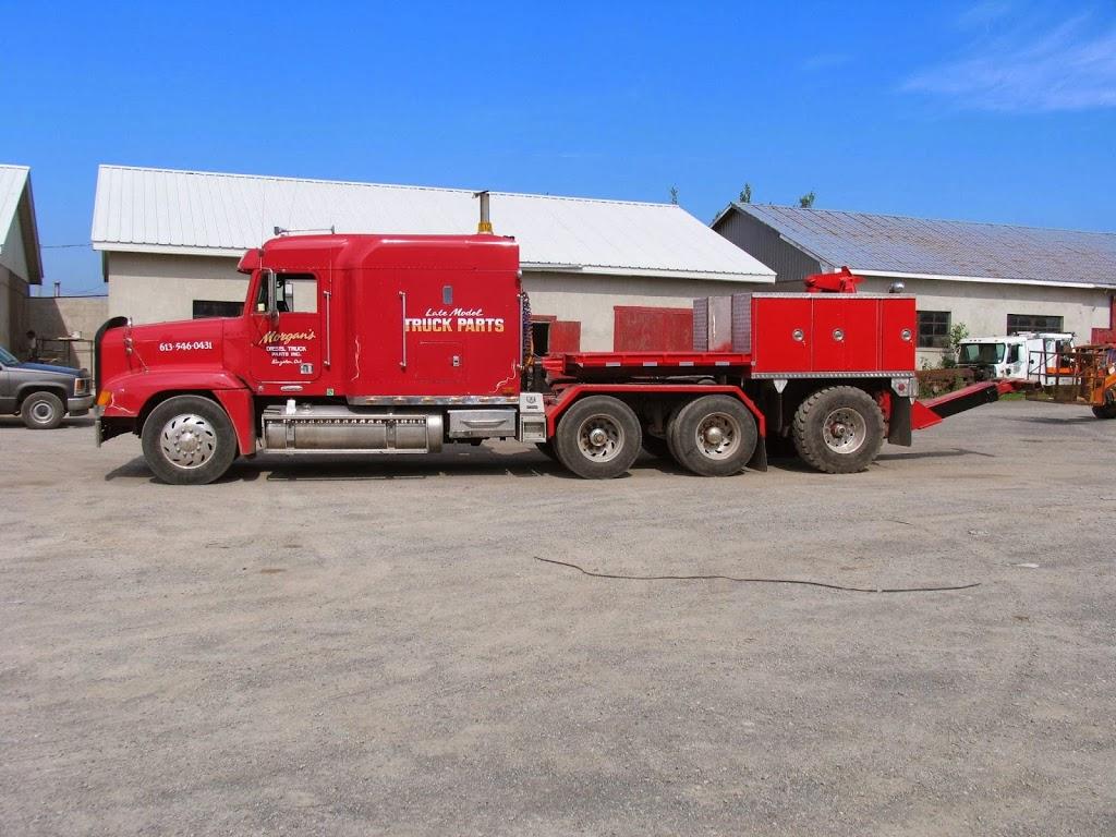 Ontario Truck Parts >> Morgan S Diesel Truck Parts Inc Car Repair 1248 Mcadoo S Ln
