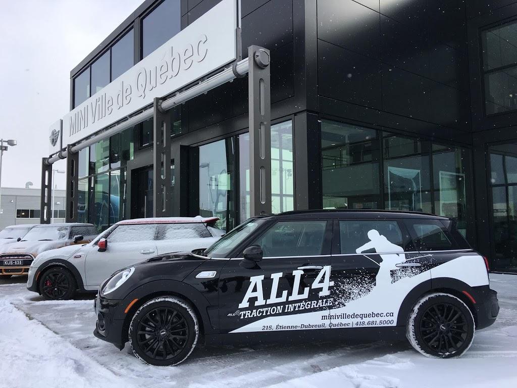 MINI Ville de Québec | car dealer | 215 Rue Étienne Dubreuil, Québec, QC G1M 4A6, Canada | 4186815000 OR +1 418-681-5000