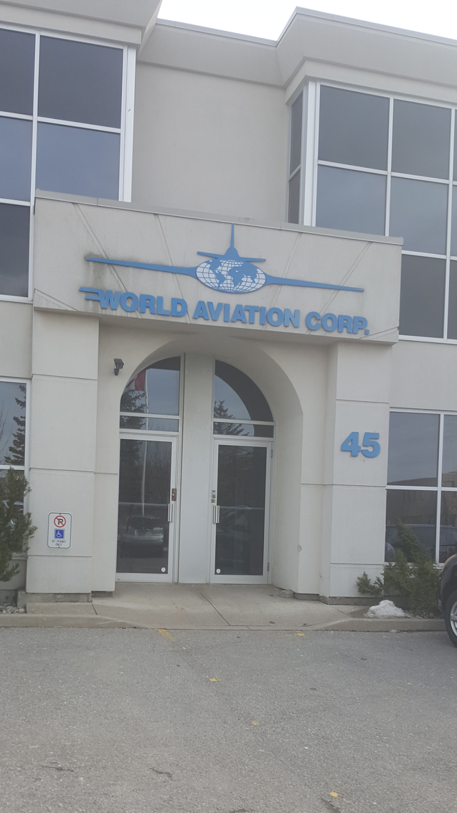 World Aviation Corporation | store | 45 Corstate Ave, Concord, ON L4K 4Y2, Canada | 9056604462 OR +1 905-660-4462