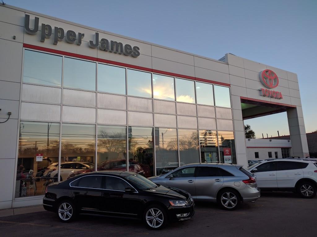 Upper James Toyota | car dealer | 999 Upper James St, Hamilton, ON L9C 3A6, Canada | 9053879287 OR +1 905-387-9287