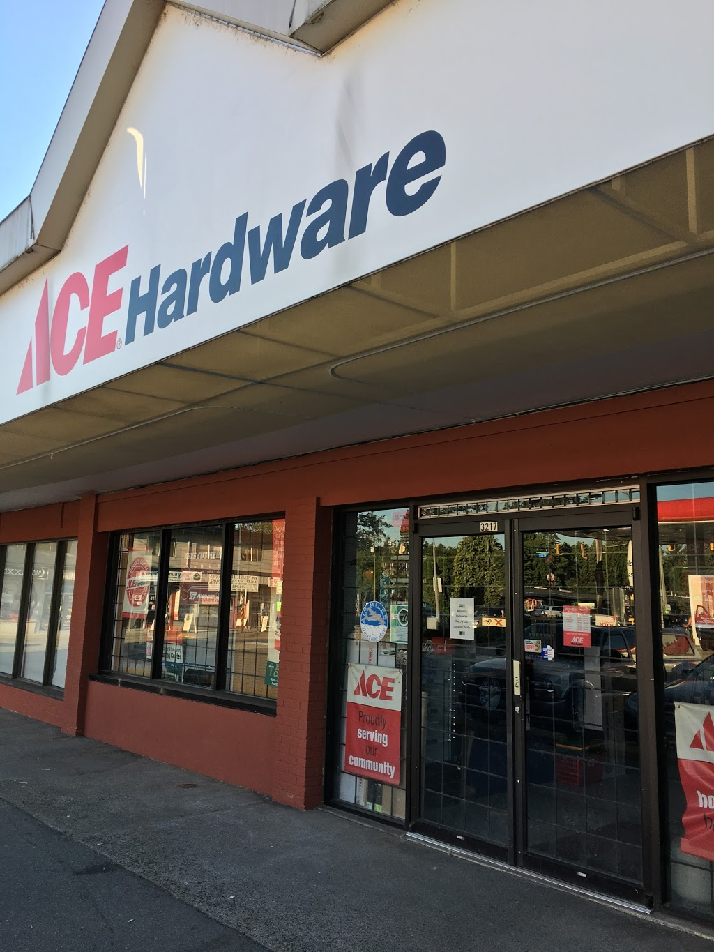 Ace Hardware   hardware store   3217 Coast Meridian Rd, Port Coquitlam, BC V3B 3N3, Canada   7782853337 OR +1 778-285-3337