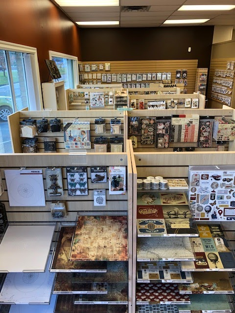 Happenstance Papercrafting & Home Decor | store | 2753 Charlotte Rd #1A, Duncan, BC V9L 5J2, Canada | 2507460639 OR +1 250-746-0639
