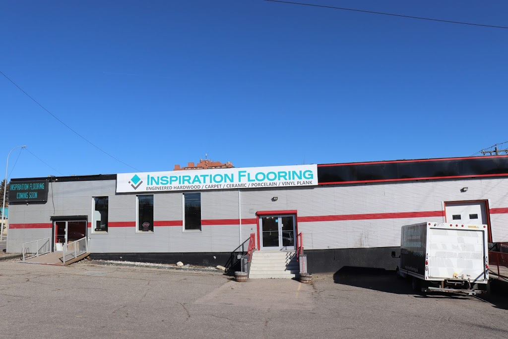 Inspiration Flooring & Design Centre   home goods store   5010 Macleod Trail SW, Calgary, AB T2G 0A8, Canada   4032431525 OR +1 403-243-1525