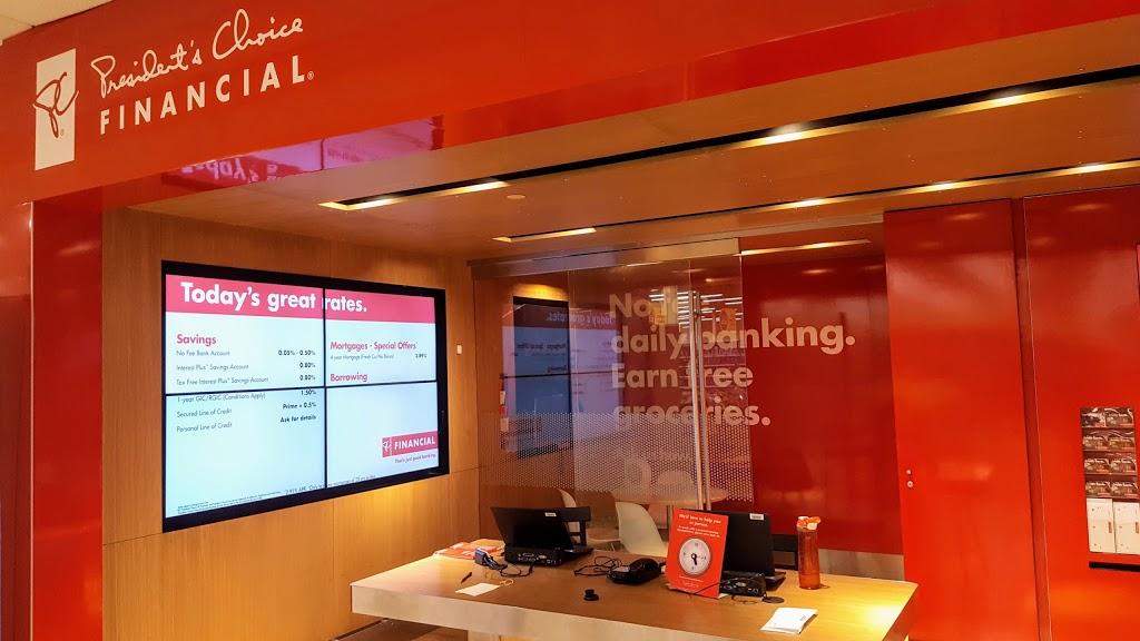 Presidents Choice Financial ATM | atm | 825 Oxford St E, London, ON N5Y 3J8, Canada | 8887238881 OR +1 888-723-8881