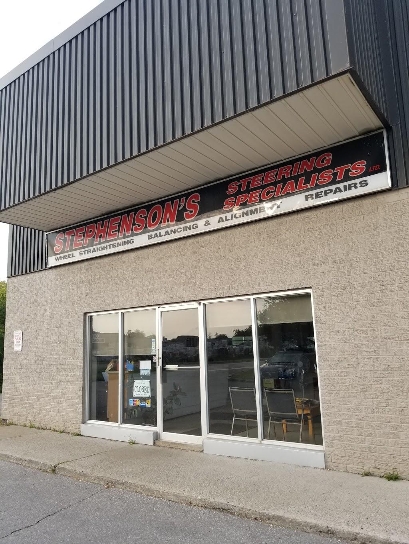 Stephenson Steering | car repair | 133A Taunton Rd W, Oshawa, ON L1G 3T4, Canada | 9057250522 OR +1 905-725-0522