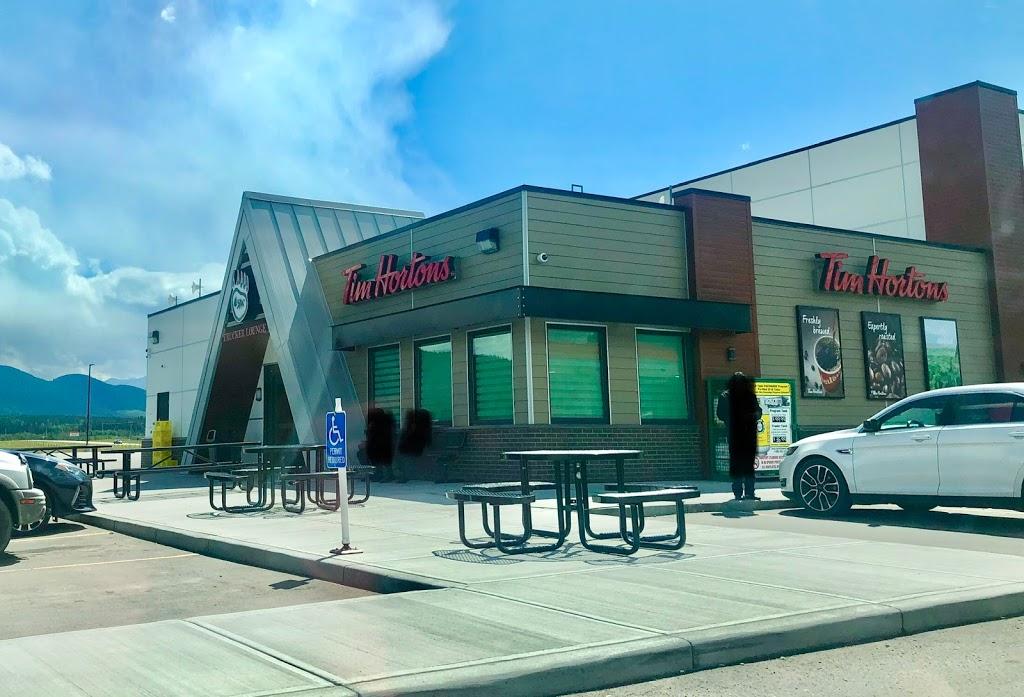 Tim Hortons   restaurant   100 Nakoda Way, Morley, AB T0L 1N0, Canada   4038813071 OR +1 403-881-3071
