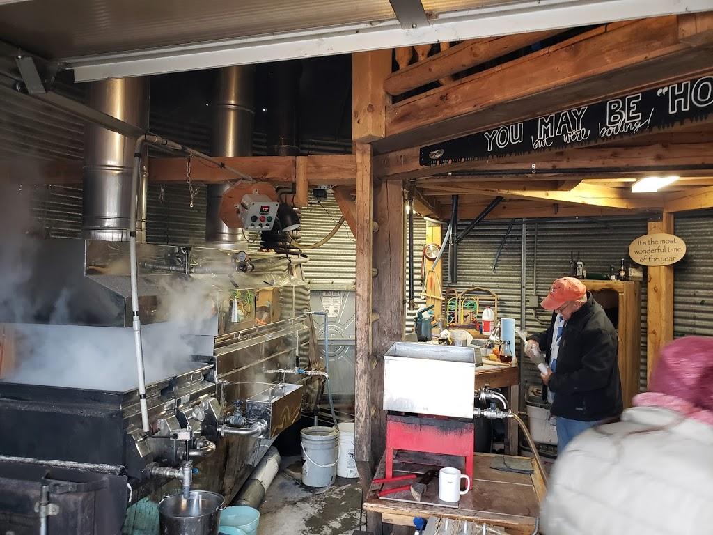 Blyth Creek Maple Farm | restaurant | 42232 Moncrieff Rd, Blyth, ON N0M 1H0, Canada | 5193577558 OR +1 519-357-7558