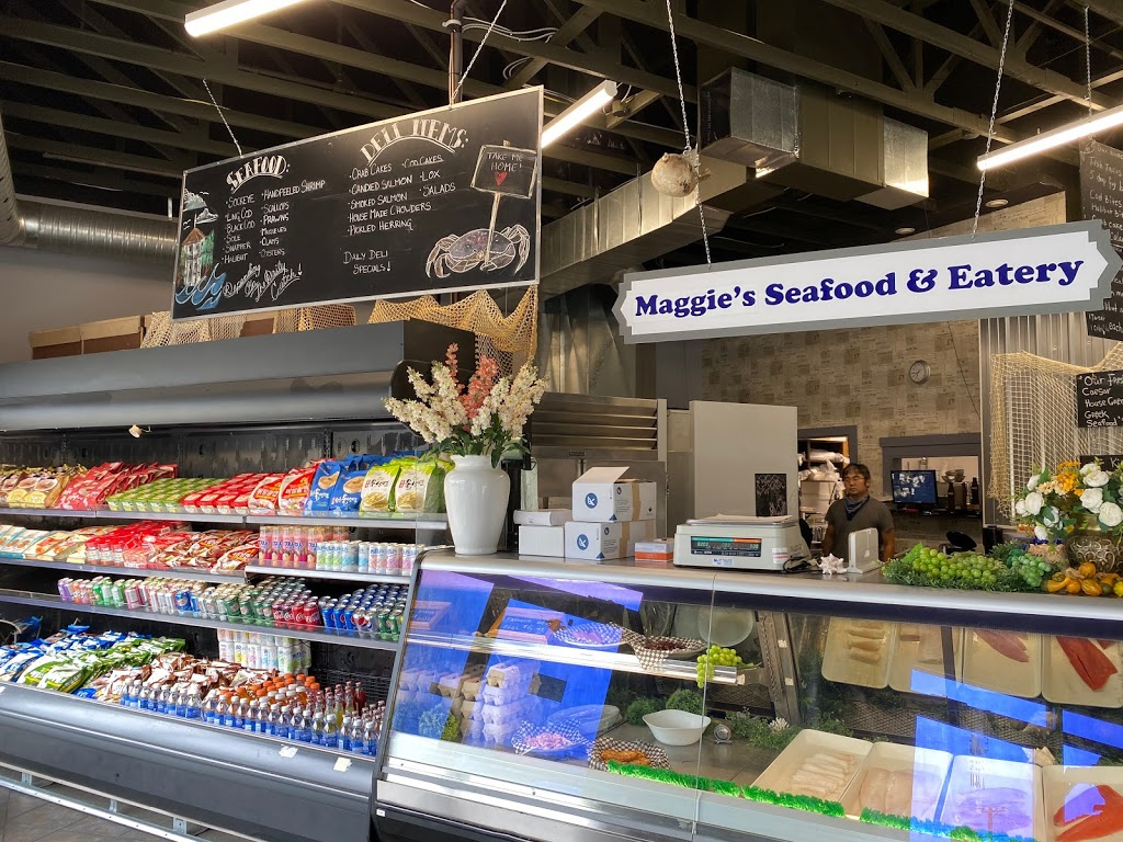 """Maggies seafood Market """" Fish and Chips Eatery """"   restaurant   1277 #4 Island Highway S, Nanaimo, BC V9R 7A4, Canada   2505910355 OR +1 250-591-0355"""