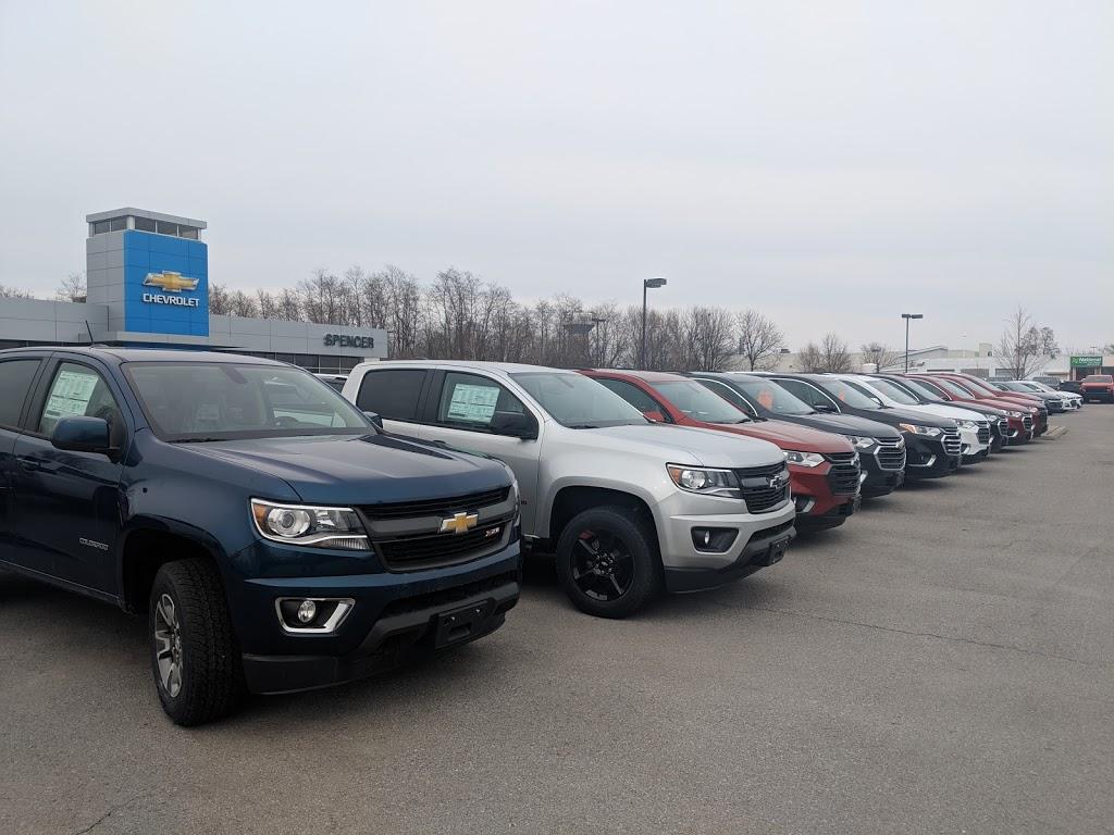 Bill Spencer Chevrolet Ltd. | car dealer | 1090 Elgin St W, Cobourg, ON K9A 5V5, Canada | 9053728773 OR +1 905-372-8773