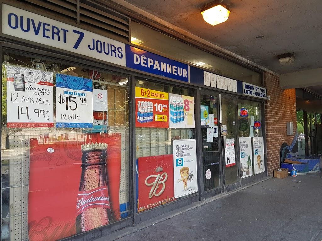 Dépanneur St-Jacques Daniel | convenience store | 1859 Rue Saint-Jacques, Montréal, QC H3J 1H1, Canada | 5149376202 OR +1 514-937-6202