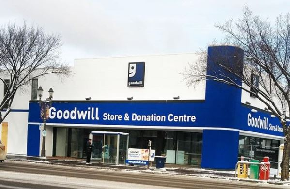 Whyte Avenue Goodwill Thrift Store | clothing store | 10110 82 Ave NW #205, Edmonton, AB T6E 1Z4, Canada | 7804377156 OR +1 780-437-7156