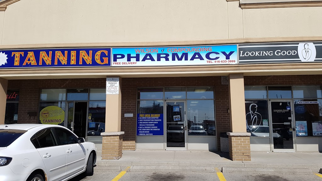 Wilson Compounding Pharmacy | health | 1077 Wilson Ave #5, North York, ON M3K 1G7, Canada | 4166333999 OR +1 416-633-3999