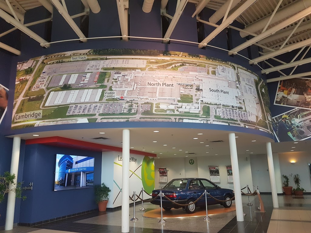 Toyota Motor Manufacturing Canada Visitor Centre | travel agency | Gate #2, 1055 Fountain St N, Cambridge, ON N3H 4R7, Canada | 51965311112270 OR +1 519-653-1111 ext. 2270