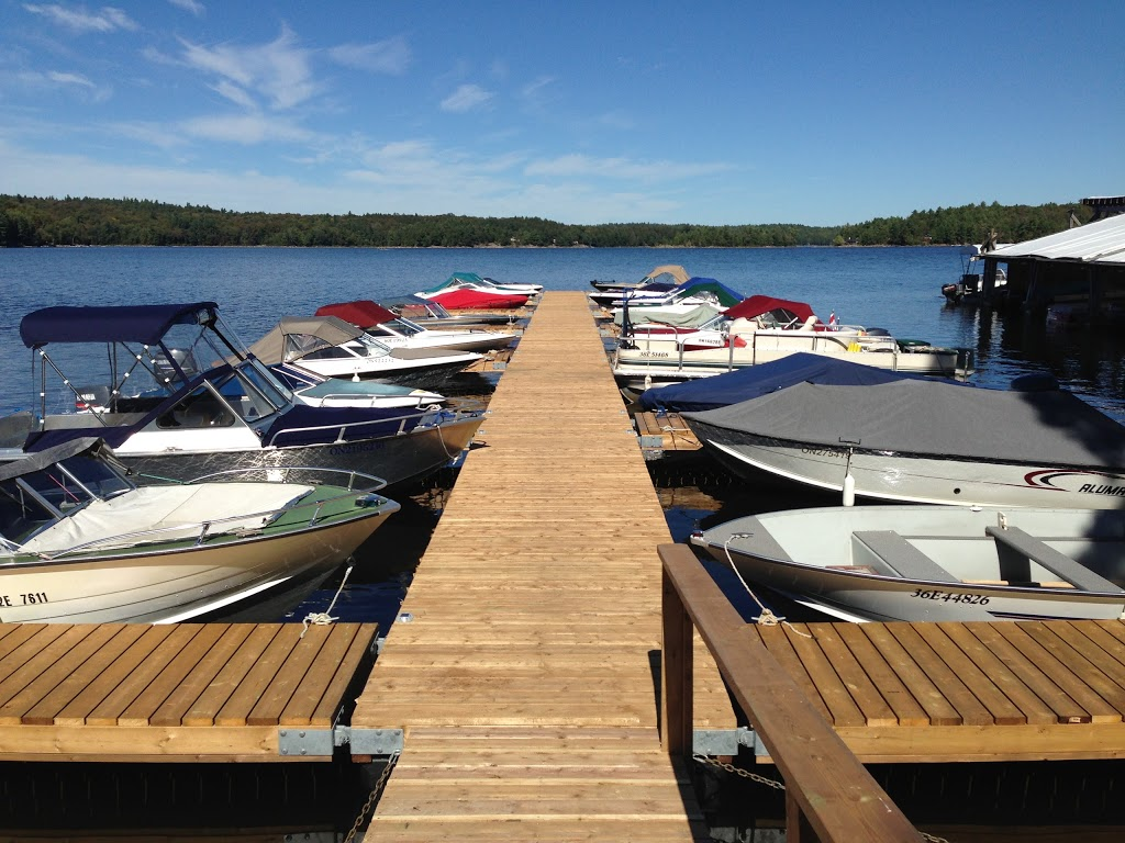 Anstruther Marina | storage | 23 Fire Rte 63, Apsley, ON K0L 1A0, Canada | 7056564783 OR +1 705-656-4783