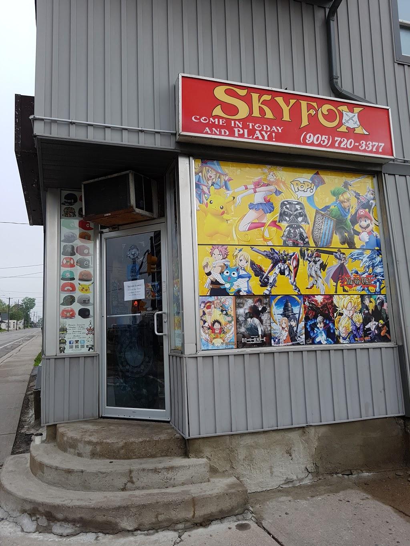 Skyfox Games | store | 86 William St E, Oshawa, ON L1G 1K6, Canada | 9057203377 OR +1 905-720-3377