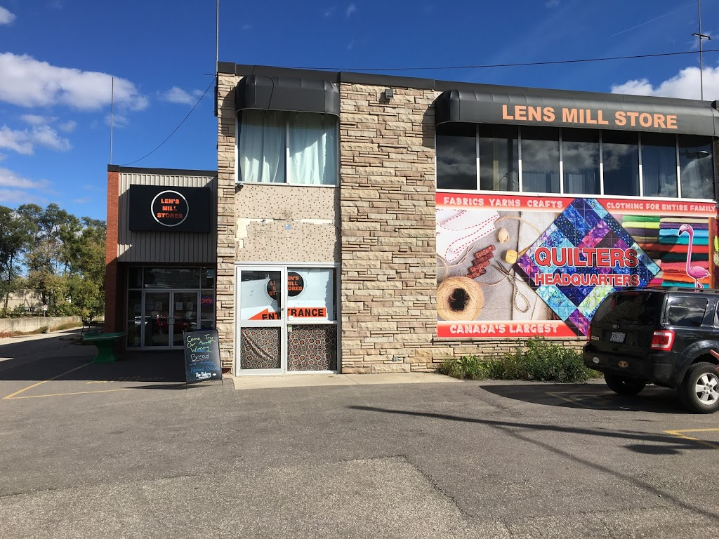 Lens Mill Store | clothing store | 130 Moore Ave S, Waterloo, ON N2J 1X5, Canada | 5197434672 OR +1 519-743-4672