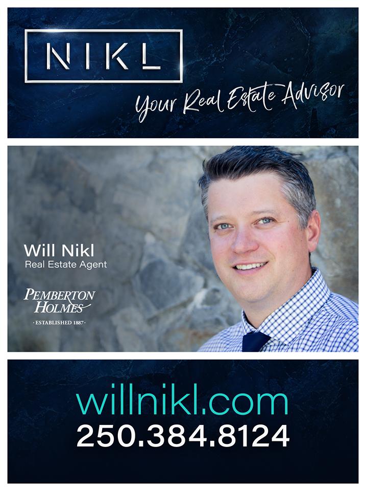 Will Nikl Real Estate - Pemberton Holmes Ltd  - Real estate