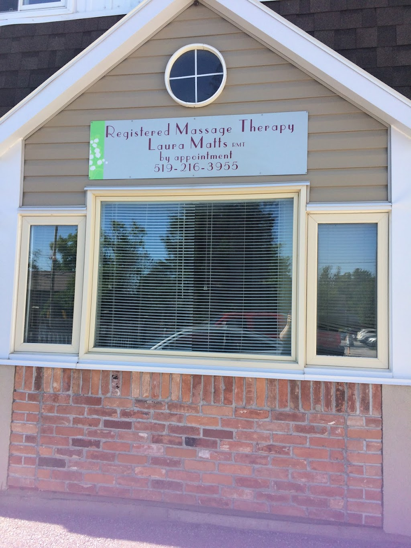 Laura Matts Massage Therapist | point of interest | 664 Main St E, Shelburne, ON L9V 2Z4, Canada | 5192163955 OR +1 519-216-3955