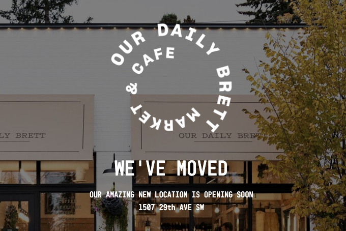 OUR DAILY BRETT | cafe | 1507 29 Ave SW, Calgary, AB T2T 1M4, Canada | 4034570422 OR +1 403-457-0422