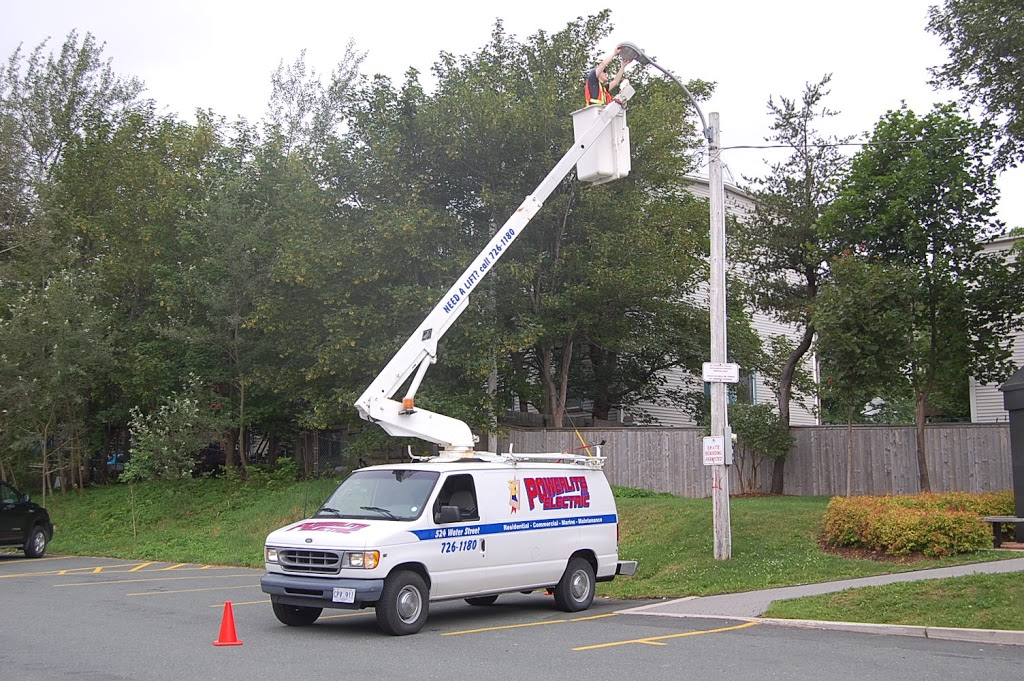 Powerlite Electric Ltd.   electrician   524 Water St, St. Johns, NL A1E 1B7, Canada   7097261180 OR +1 709-726-1180