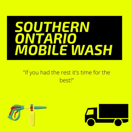 Southern Ontario Mobile Wash | point of interest | 511 Upper Kenilworth Ave, Hamilton, ON L8T 4G9, Canada | 9059064778 OR +1 905-906-4778