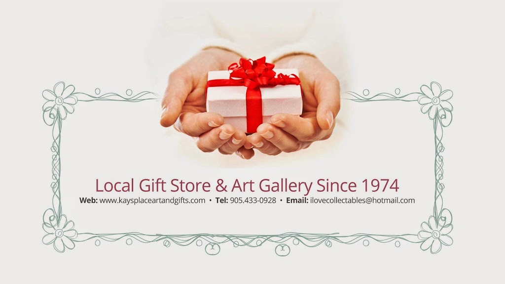 Kays Place Art and Gifts | art gallery | 922 Simcoe St N, Oshawa, ON L1G 4W2, Canada | 9054330928 OR +1 905-433-0928