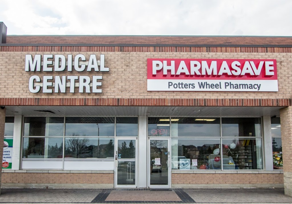 Potters Wheel Walk-In & Family Practice | health | 10725 McLaughlin Rd, Brampton, ON L7A 3E5, Canada | 9058469890 OR +1 905-846-9890