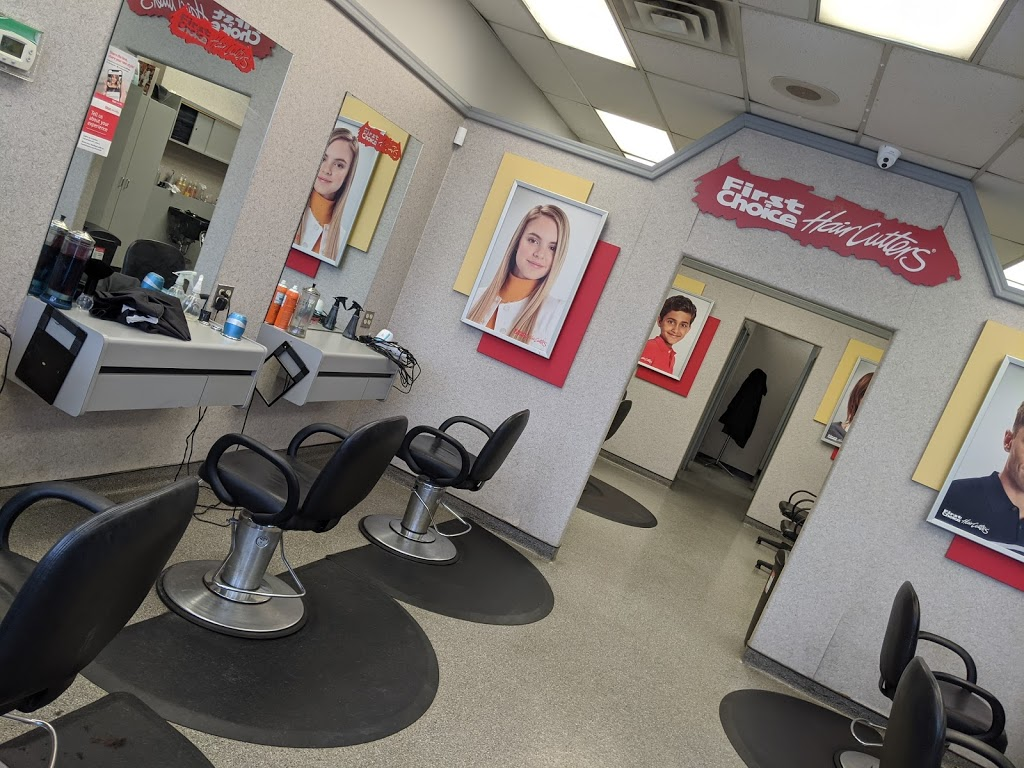 First Choice Haircutters | hair care | 1331 Main St W, Hamilton, ON L8S 1C6, Canada | 9055296477 OR +1 905-529-6477