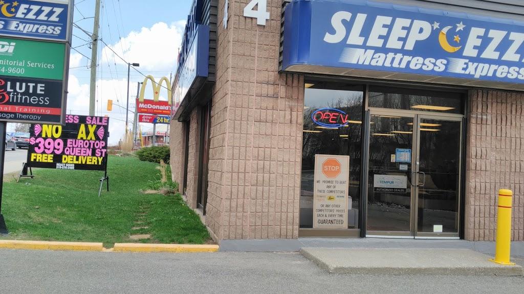 Sleep-Ezzz Mattress Express | furniture store | 354 King St N, Waterloo, ON N2J 2Z1, Canada | 5197465056 OR +1 519-746-5056