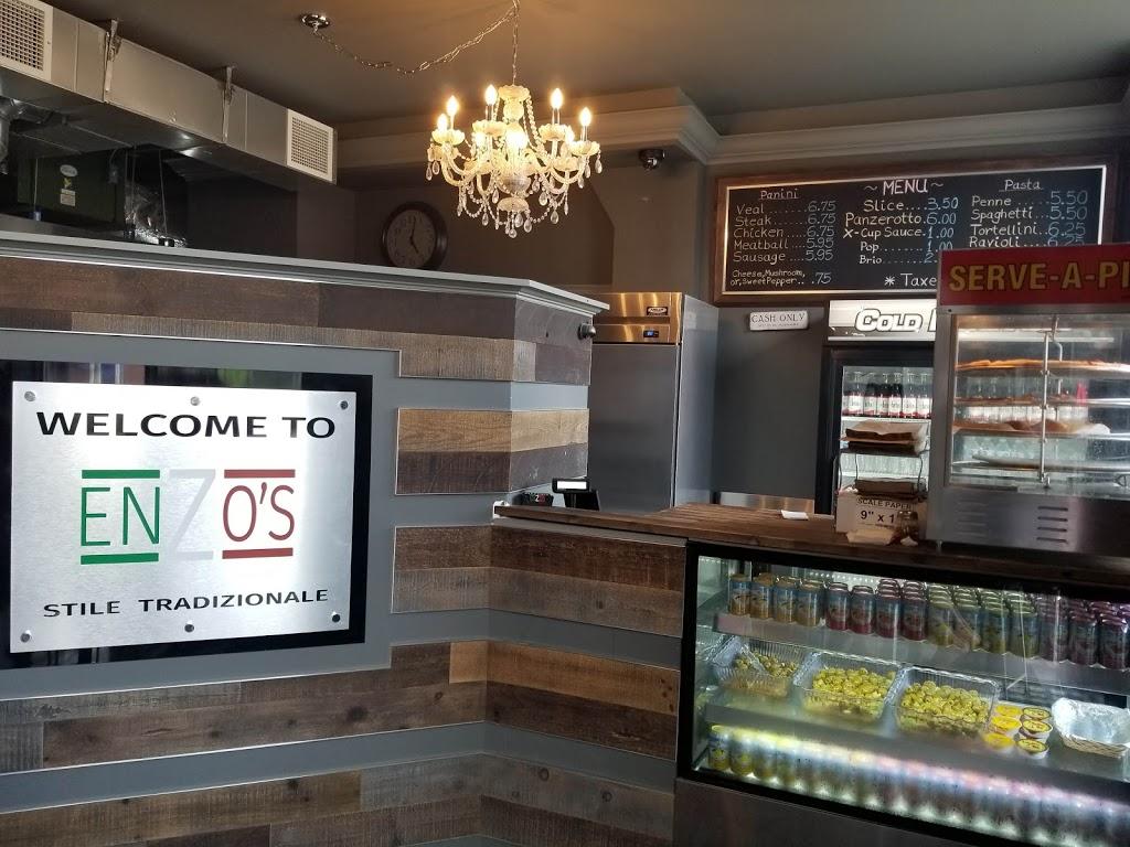 Enzos Stile Tradizionale | restaurant | 25 Queen St S, Tottenham, ON L0G 1W0, Canada | 9059369679 OR +1 905-936-9679