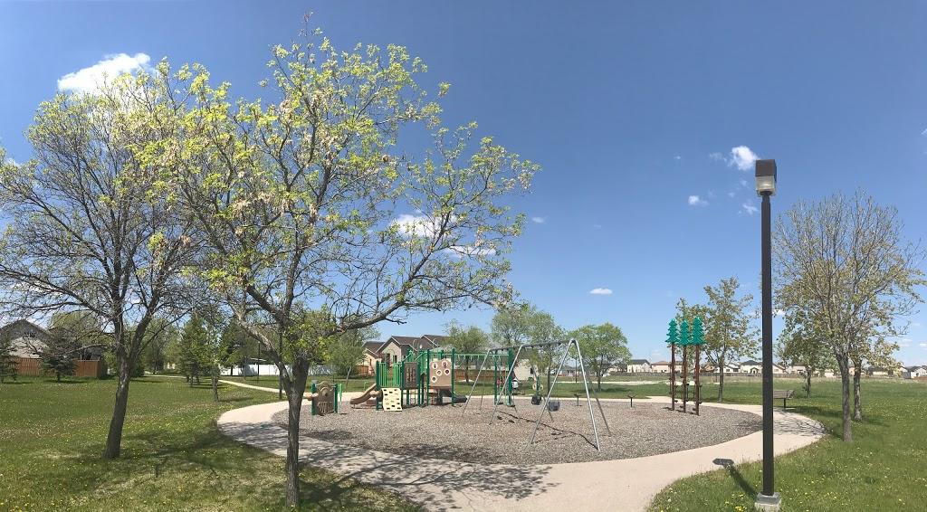 Cannes Tot Lot   park   Winnipeg, MB R2P 1H6, Canada