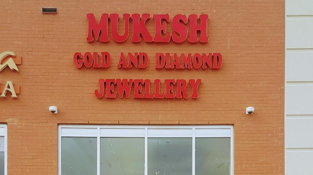 MUKESH GOLD AND DIAMOND JEWELLERY | jewelry store | 90 Maritime Ontario Blvd unit 64, Brampton, ON L6S 0E7, Canada | 6477724925 OR +1 647-772-4925