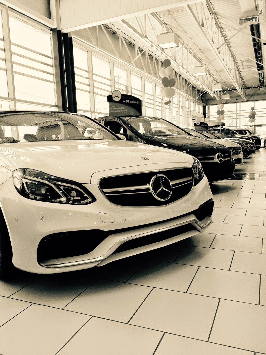 Mercedes-Benz of Quebec | car dealer | 1350 Rue Bouvier, Québec, QC G2K 1N8, Canada | 4186286336 OR +1 418-628-6336