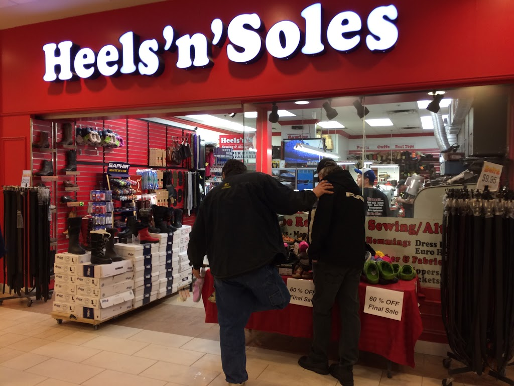 Heels N Soles Shoe Repair | shoe store | Montrose Mall, 754-c Lasalle Blvd, Sudbury, ON P3A 4V4, Canada | 7055601876 OR +1 705-560-1876