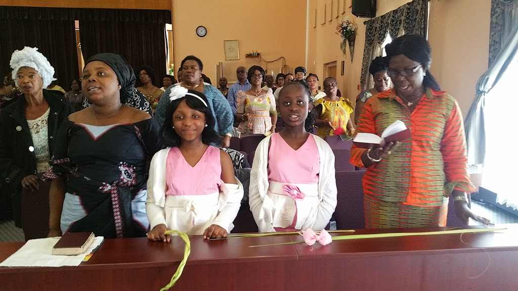 Ghana Calvary Methodist United Church | church | 65 Mayall Ave, North York, ON M3L 1E7, Canada | 4166146110 OR +1 416-614-6110